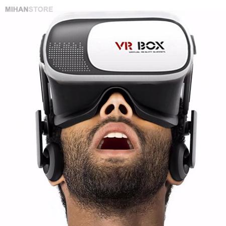 هدست دنیای مجازی VR Box Virtual Reality Headset
